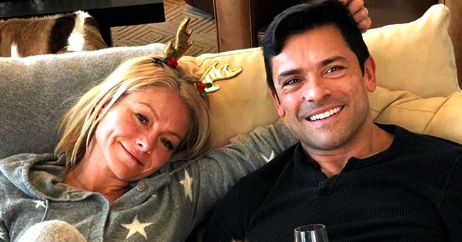 Kelly Ripa of 'Live!' Shares Photo of Husband Mark Consuelos in Ski Garb after Heated Wrestling Scandal
