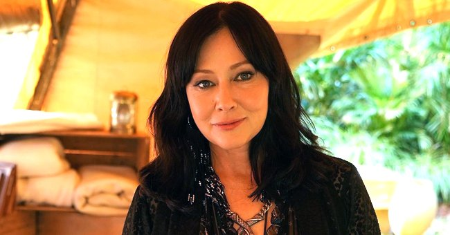 Shannen Doherty Shares Heartwarming Throwback Photo from 'Little House on the Prairie'