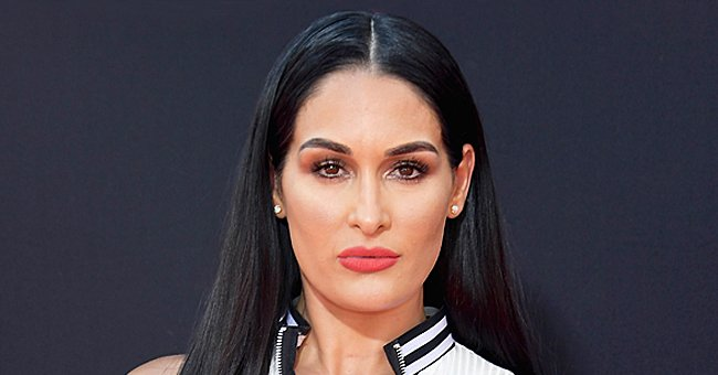 Nikki Bella's Infant Son Matteo Is a Future WWE Champion in This Adorable Video