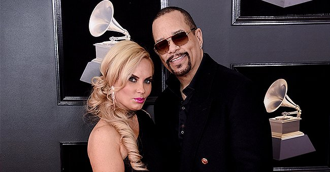 Ice-T & Coco Austin's Little Daughter Enjoys Spending Time with Her Grandparents in New Snaps
