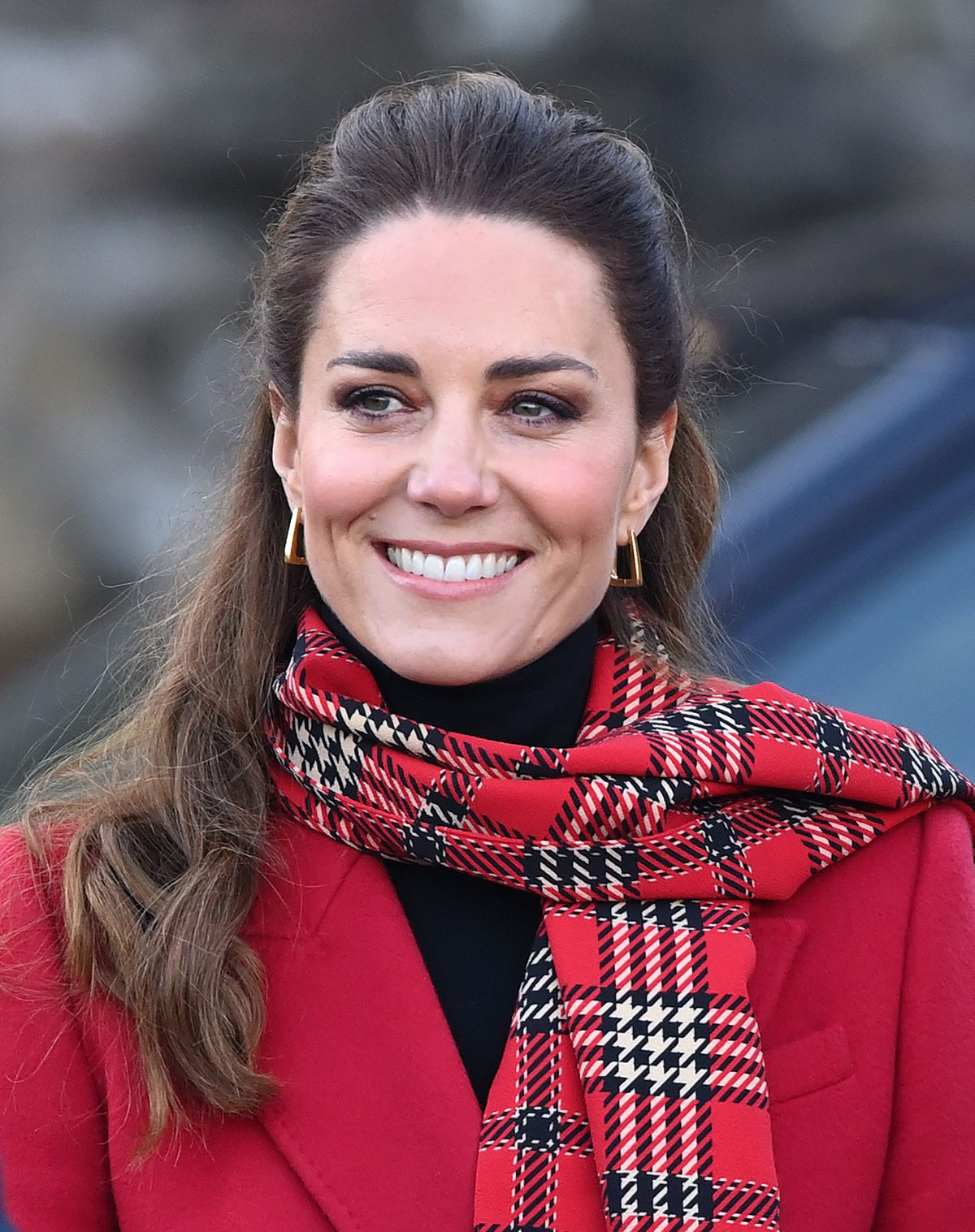 Kate Middleton visits Cardiff Castle on December 8, 2020 in Cardiff, Wales. | Getty Images