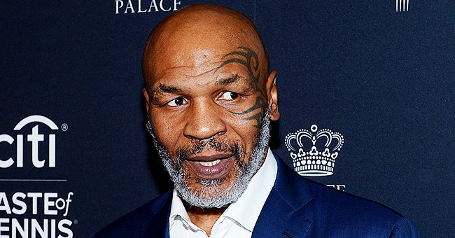 Mike Tyson Gets Emotional While Discussing His past and Fans React
