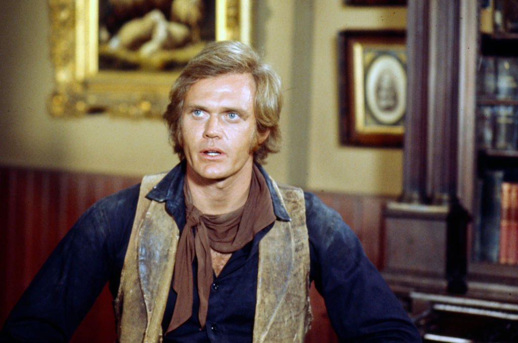 """Roger Davis starring on the ABC TV series """"Alias Smith and Jones.""""   Photo: Getty Images"""