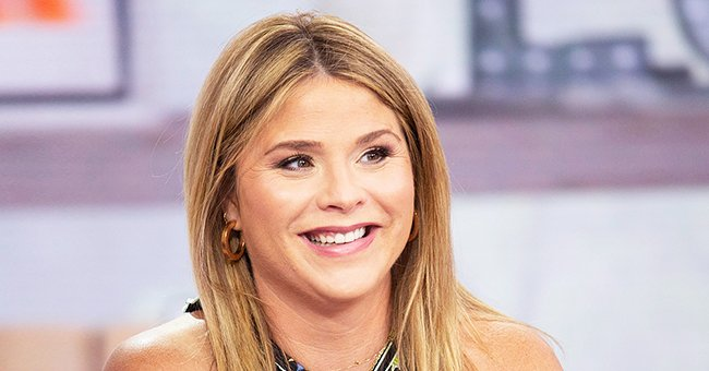 Jenna Bush Hager, 38, Looks Hardly Recognizable in Childhood Photos with Her Grandpa