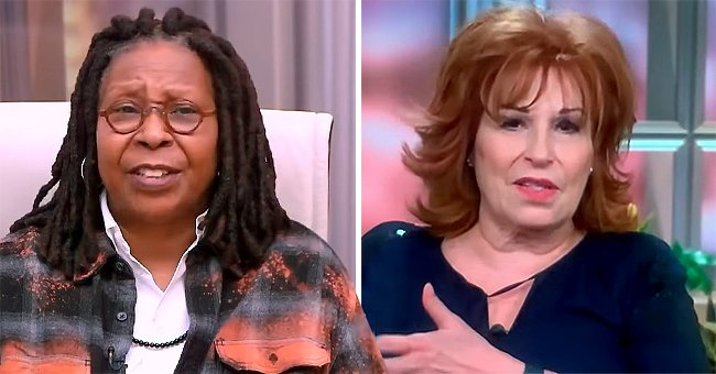 Here's What Whoopi Goldberg Said About Joy Behar's Hairstyle on a Recent Episode of 'The View'