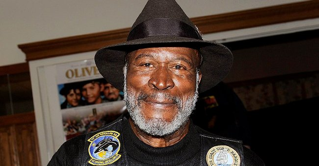 Check Out John Amos' Daughter Shannon's Arm Tattoo in This Close-up Snap