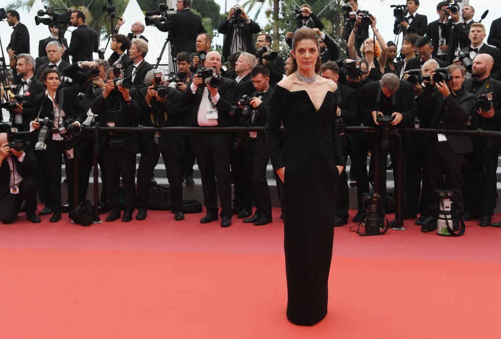 "Chiara Mastroianni assiste à la projection de ""Sorry Angel (Plaire, Aimer Et Courir Vite)"" lors de la 71e édition du Festival de Cannes au Palais des Festivals le 10 mai 2018 à Cannes, France.  