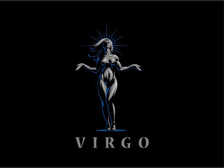 Virgo sign.  |  Image taken from: Shutterstock