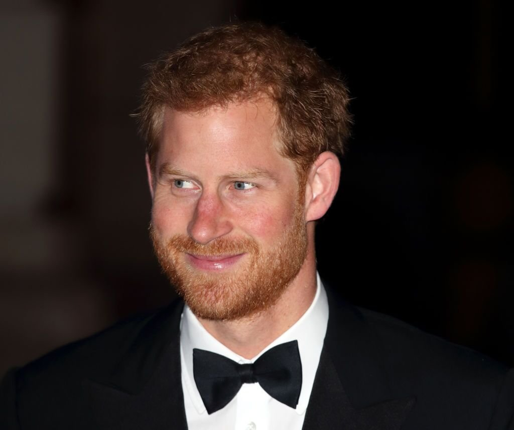 Prince Harry attends the 100 Women in finance Gala dinner in aid of WellChild at the Victoria and Albert Museum. | Source: Getty Images