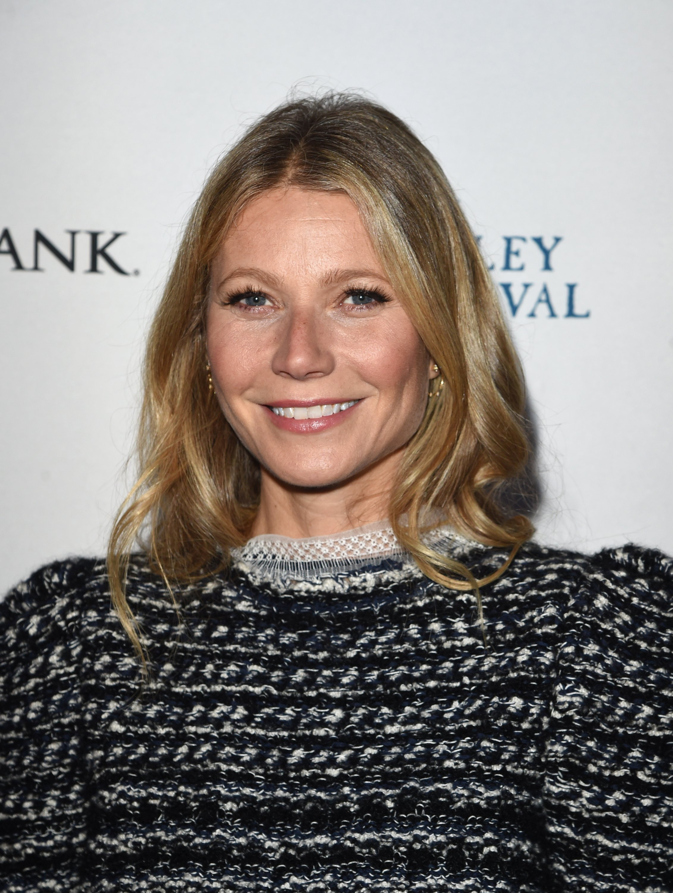 Qwyneth Paltrow pictured at the 2018 Sun Valley Film Festival - Vision Award Dinner, Idaho, 2018. | Photo: Getty Images