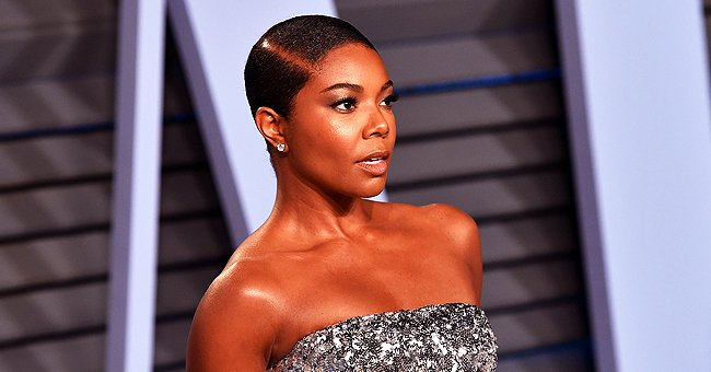 Gabrielle Union Slammed for Posting Photos of Daughter Kaavia without a Shirt On