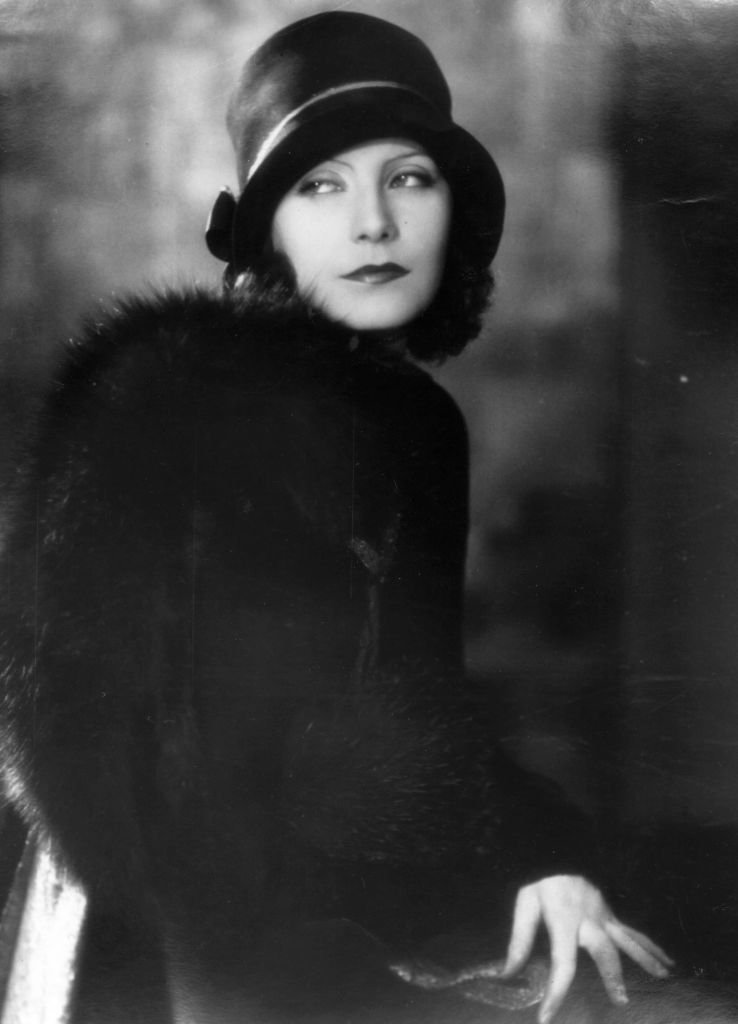 Swedish-born American film actress Greta Garbo, shortly after she arrived in Hollywood | Getty Images
