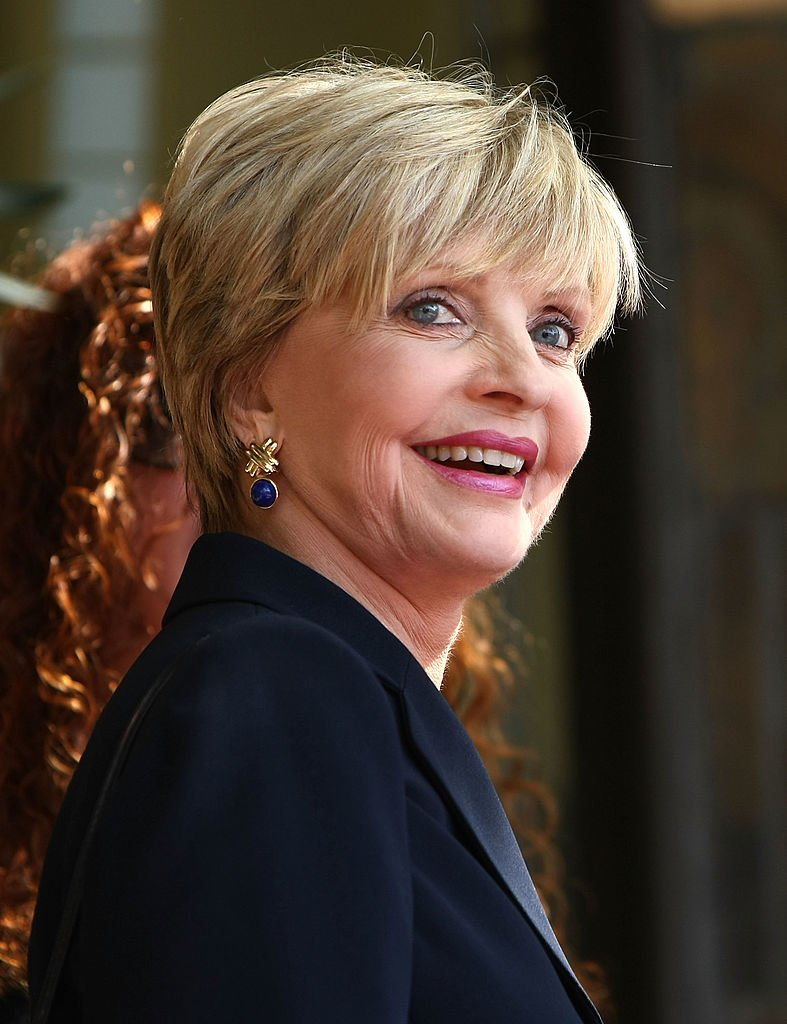 Florence Henderson. Image Credit: Getty Images