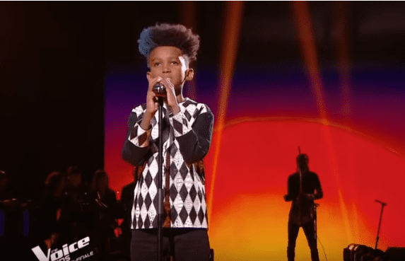 The Voice Kids Soan chante « Redemption song » de Bob Marley | Free Dom/Youtube