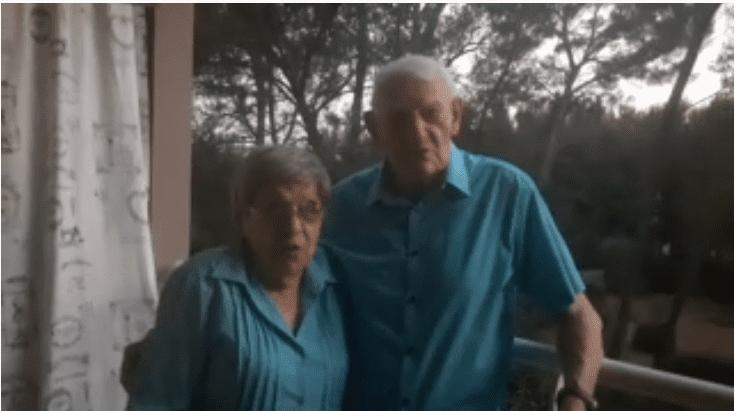 Se redire oui, après 50 ans de vie commune   Photo : Youtube \  Frane Bleu Hérault