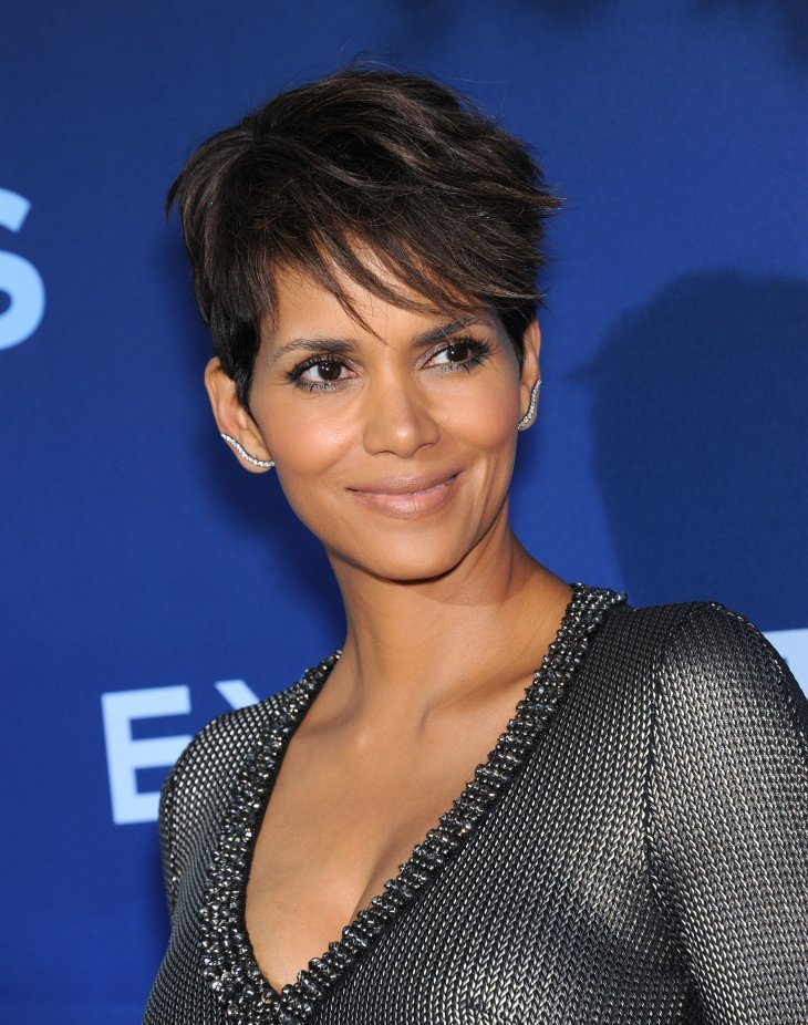 Halle Berry arrives to the 'Extant' Premiere Party on June 06, 2014.   Photo: Getty Images