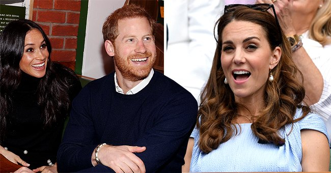 Us Weekly: Prince Harry & Meghan Markle Send Unexpected Gift to Kate Middleton for Her Birthday