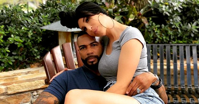 Omari Hardwick's Wife Jennifer Pfautch Posts Sultry Snap with Husband as She Prays for Healing Worldwide in Post