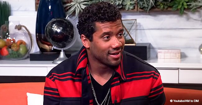 Russell Wilson Melts Hearts Describing Life as a Proud Stepdad to Ciara's Son Future (Video)