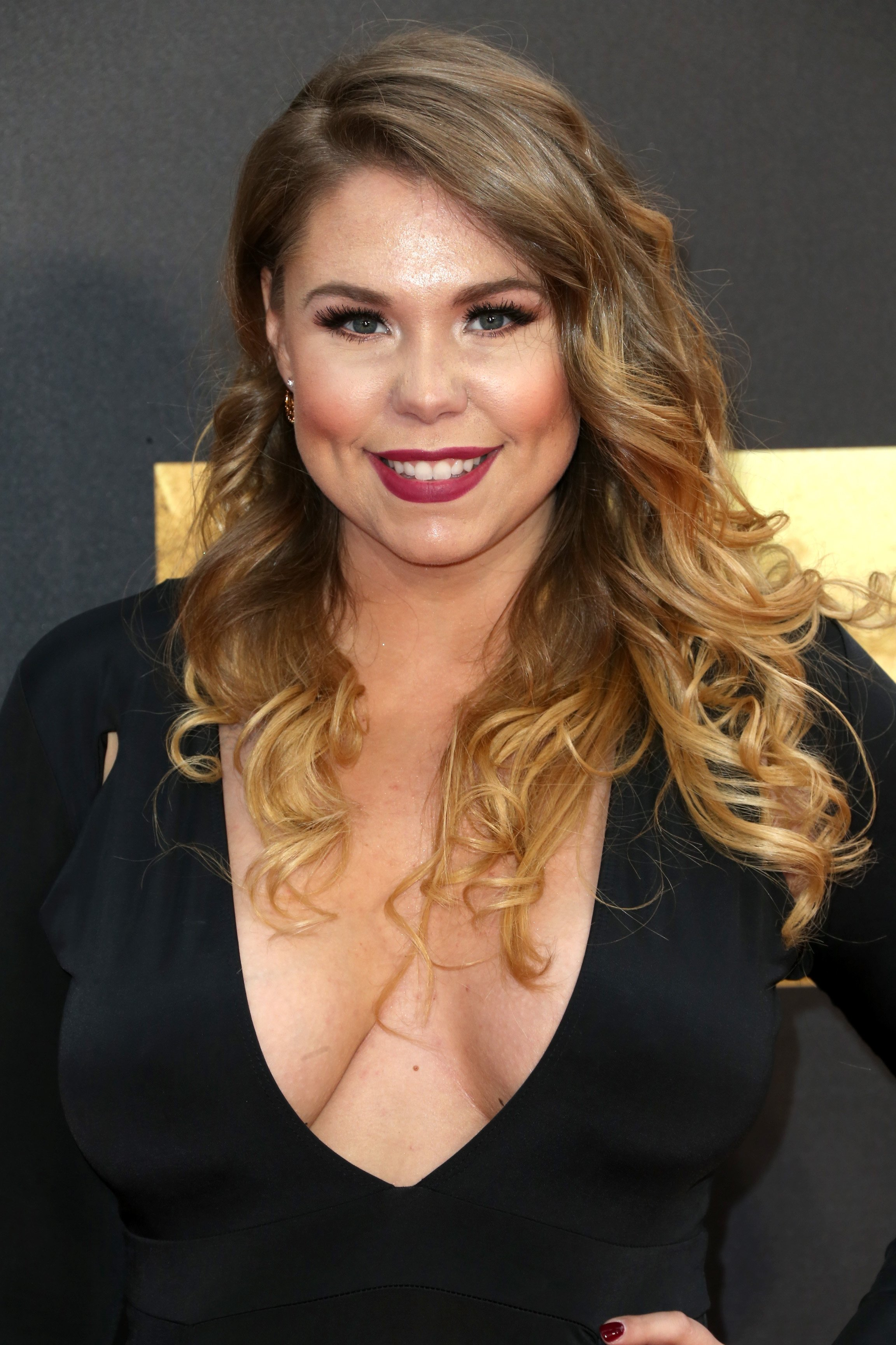 Kailyn Lowry at the 2016 MTV Movie Awards in Hollywood | Source: Getty Images
