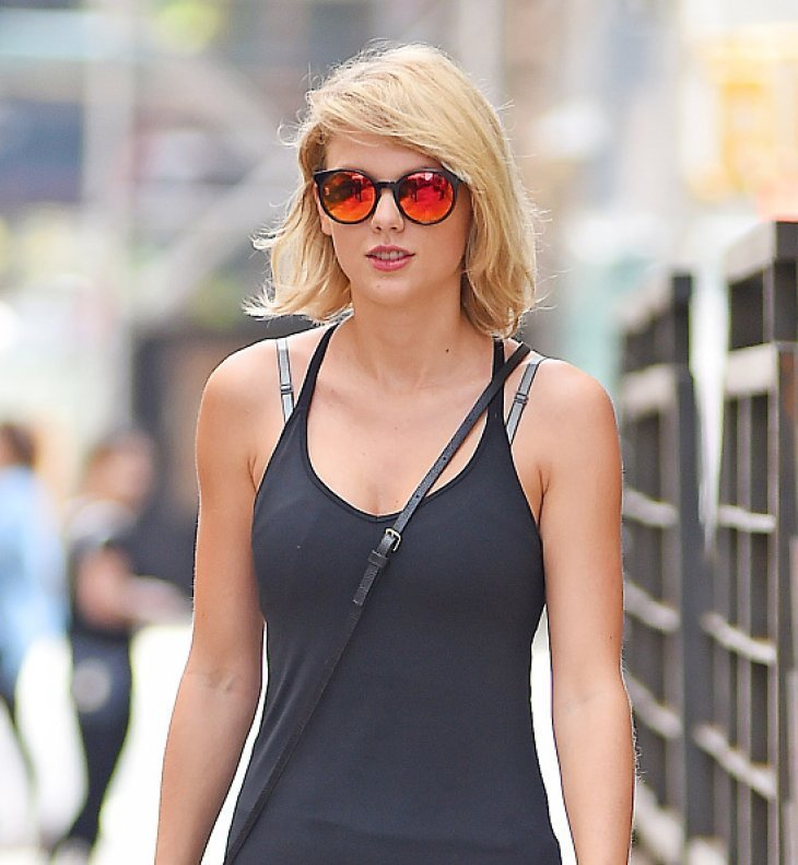 Taylor Swift im Sommerlook | Quelle: Getty Images / Global Images of Ukraine