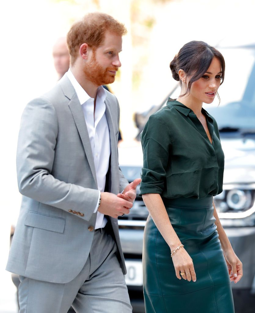 Prince Harry, Duke of Sussex and Meghan, Duchess of Sussex visit the University of Chichester's Engineering and Technology Park on October 3, 2018 in Bognor Regis, England. The Duke and Duchess married on May 19th 2018 | Getty Images