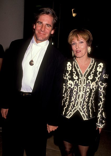 Scott Bakula and Krista Neumann at the 48th Annual Golden Globe Awards, Beverly Hilton Hotel, Beverly Hills. | Photo: Getty Images