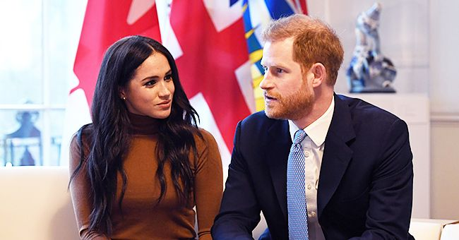 Meghan & Harry Will Split Their Time between Canada and the UK during Transition Period, Says Queen