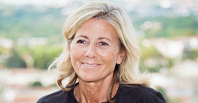 Claire Chazal : son fils discret, François, dont elle parle si peu