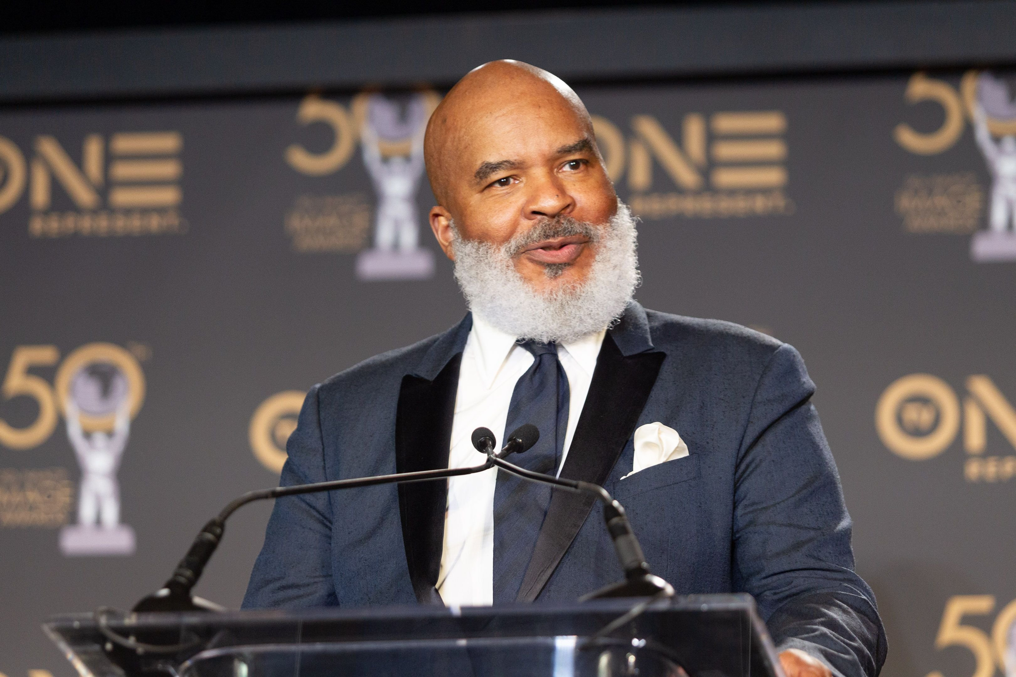 David Alan Grier attends the 50th NAACP Image Awards at Dolby Theatre on March 30, 2019 | Photo: Getty Images