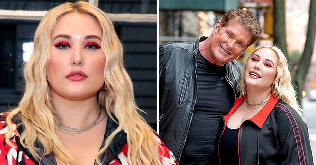 David Hasselhoff's Daughter Hayley Makes History as First Plus-Size Model to Pose For Playboy