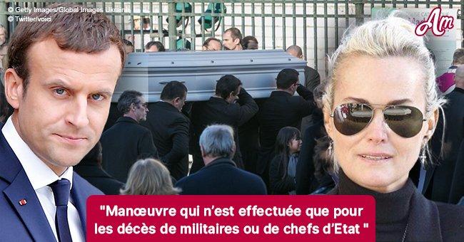Les funérailles de Johnny Hallyday: le dernier caprice que l'Élysée a refusé à Laeticia