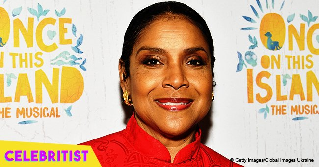 Phylicia Rashad's ex-husband shared pics with adult daughter, showing off their resemblance