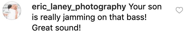 Fan's comment on Susan Olsen's post.   Source: Instagram/thesusanolsen
