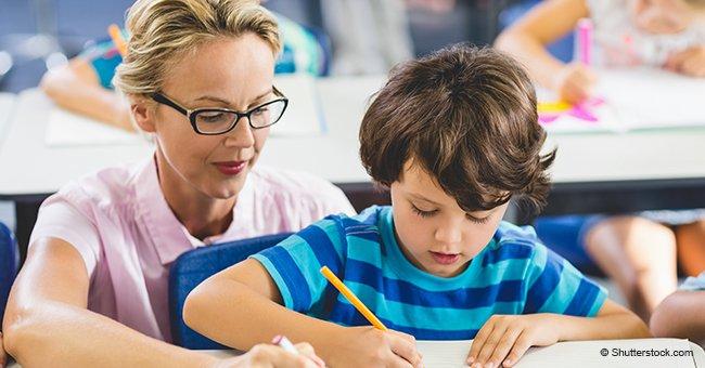 Un petit garçon prouve qu'il devrait être en CE2 en répondant à des questions très troublantes