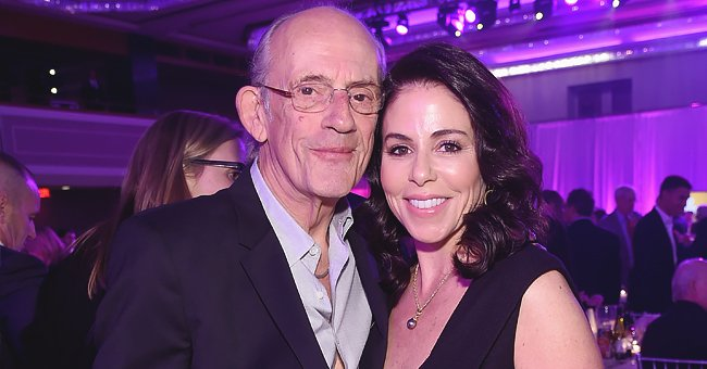 Christopher Lloyd from 'Back to the Future' Looks Great at 81 and Shared Pics with His 5th Wife Lisa Loiacono