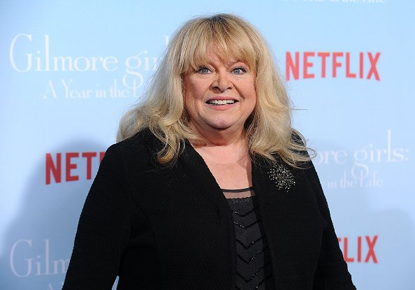 "Sally Struthers at the premiere of ""Gilmore Girls: A Year in the Life"" on November 18, 2016 