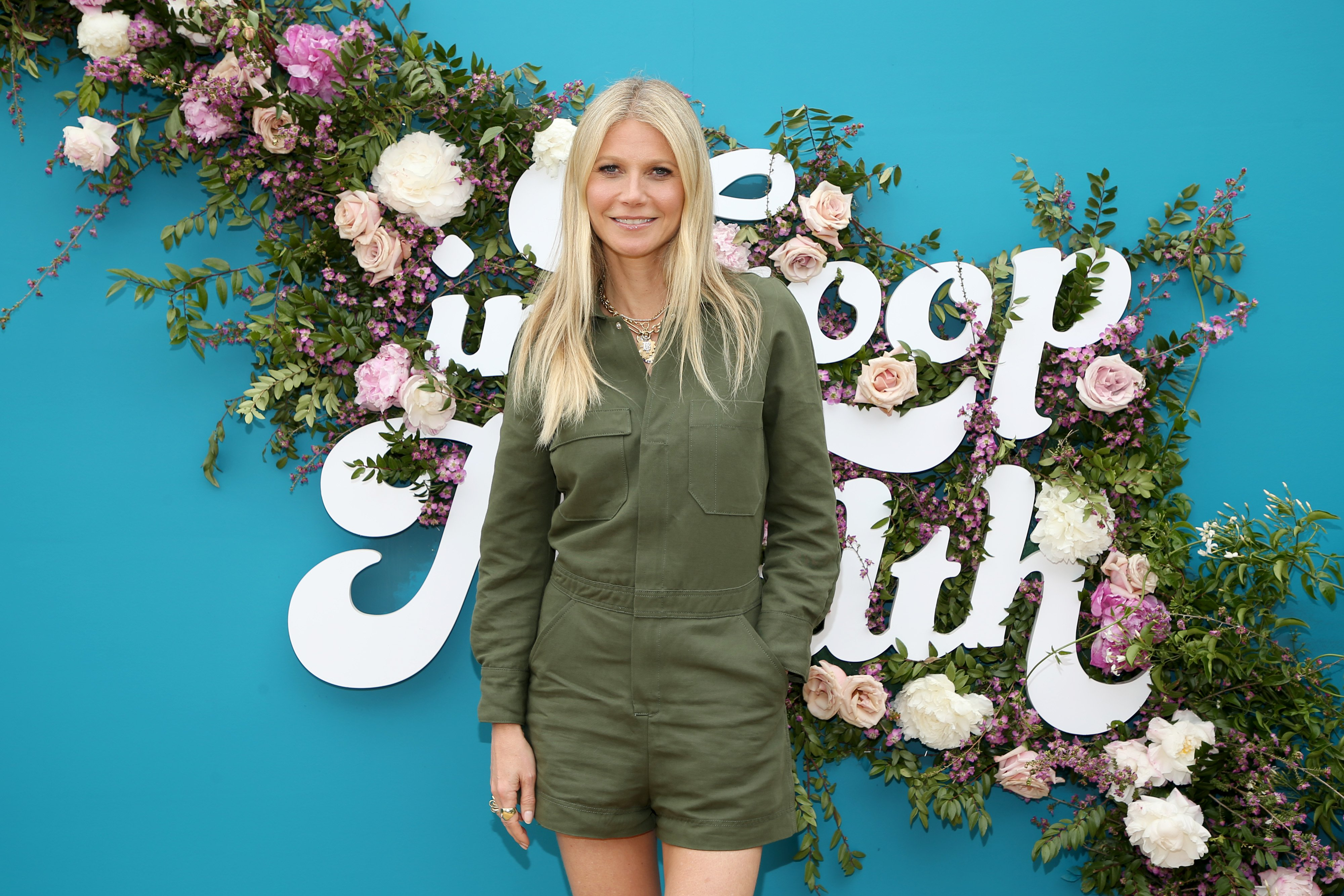 Gwyneth Paltrow attends In goop Health Summit Los Angeles on May 18, 2019, in Los Angeles, California. | Source: Getty Images.
