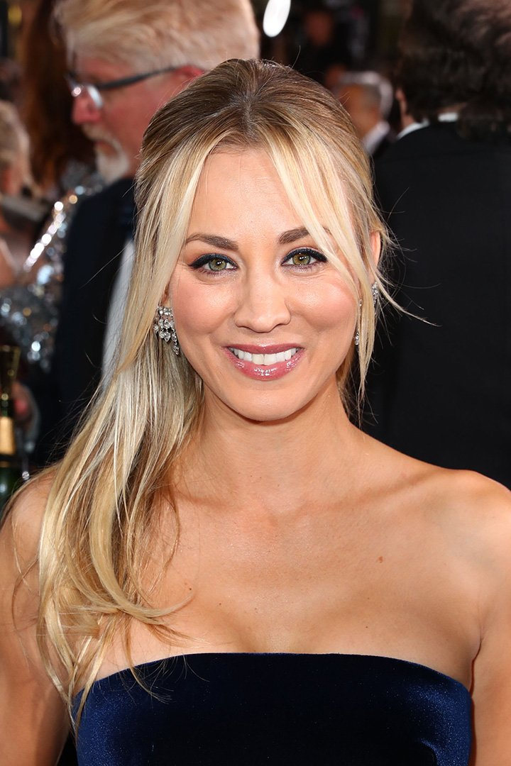 Kaley Cuoco at The Beverly Hilton Hotel in Beverly Hills, California in January 2019 | Photo: Getty Images