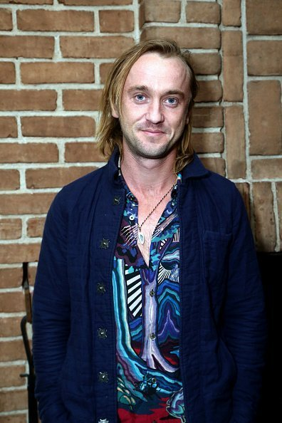 Tom Felton at Chateau Marmont on November 13, 2018 in Los Angeles, California. | Photo: Getty Images