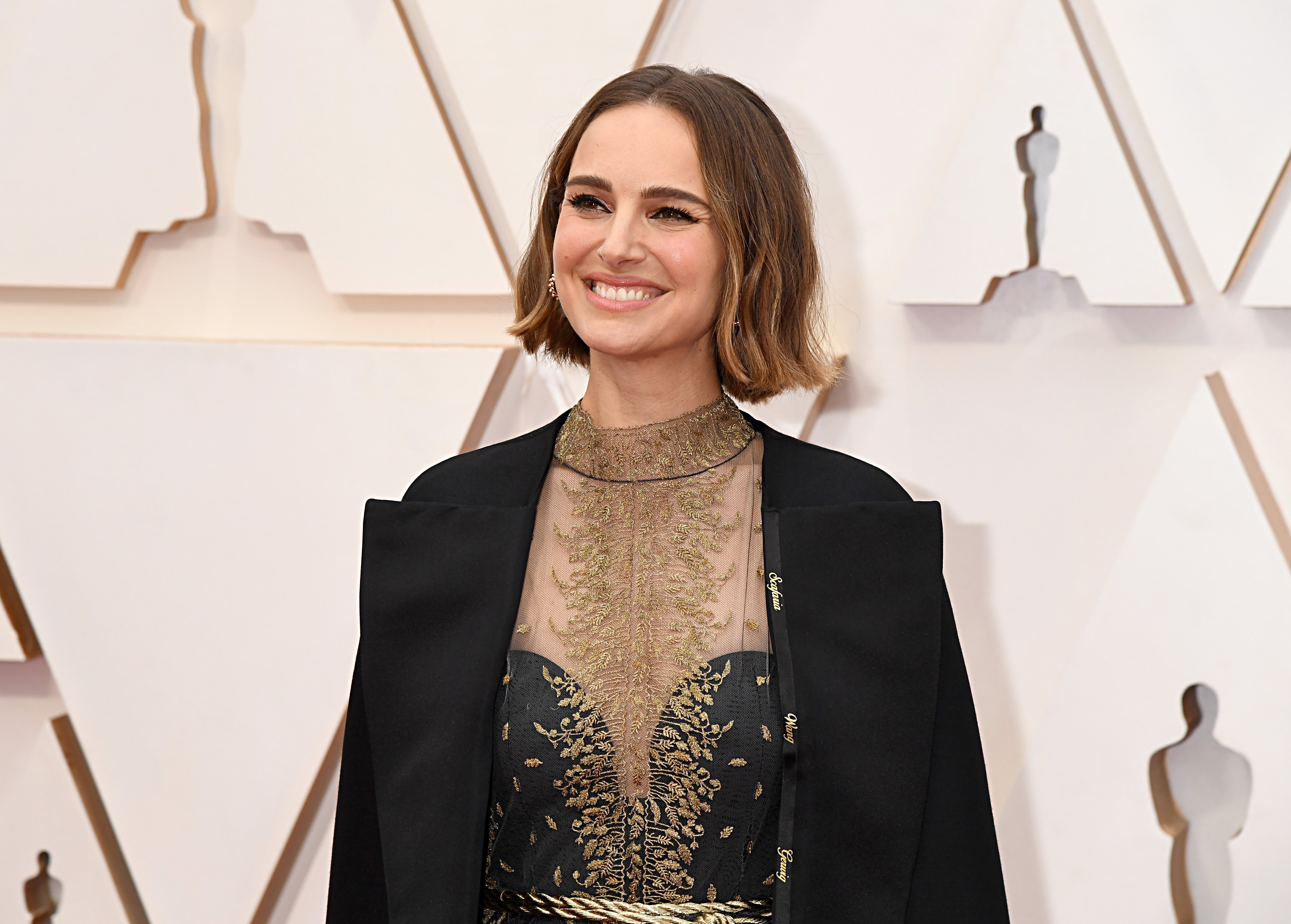 Actress Natalie Portman attending the 92nd Annual Academy Awards  Source | Photo Getty Images