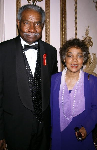 Ossie Davis and wife Ruby Dee are on hand for the third annual Directors Guild of America Honors dinner at the Waldorf-Astoria. | Photo: Getty Images