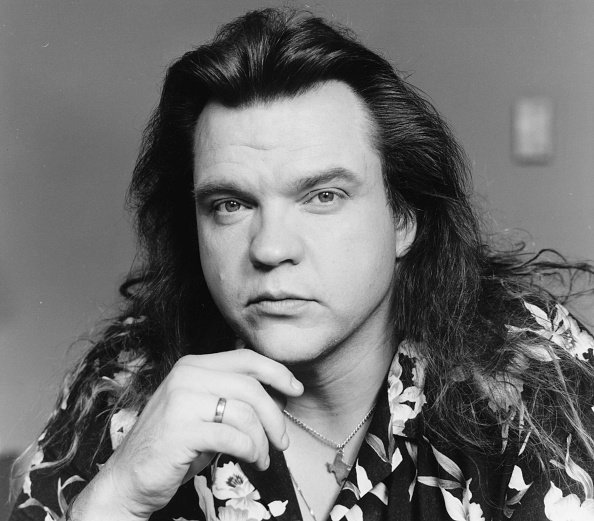 Meat Loaf, circa 1987. | Photo: Getty Images