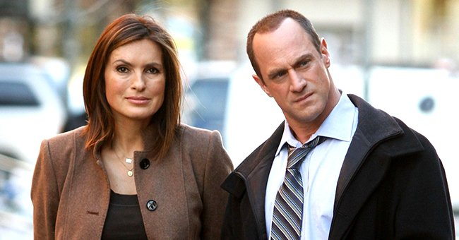 Mariska Hargitay Gives Peek at 'Law & Order: SVU' Reunion with Chris Meloni and Fans Are Ecstatic