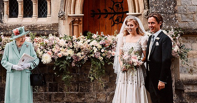 Hello!: See Why Princess Beatrice's Wedding Ring Breaks Away from Royal Tradition