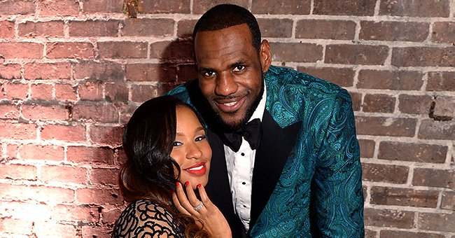 See NBA Star LeBron James & His Wife Savannah's Tributes on Their 7th Wedding Anniversary