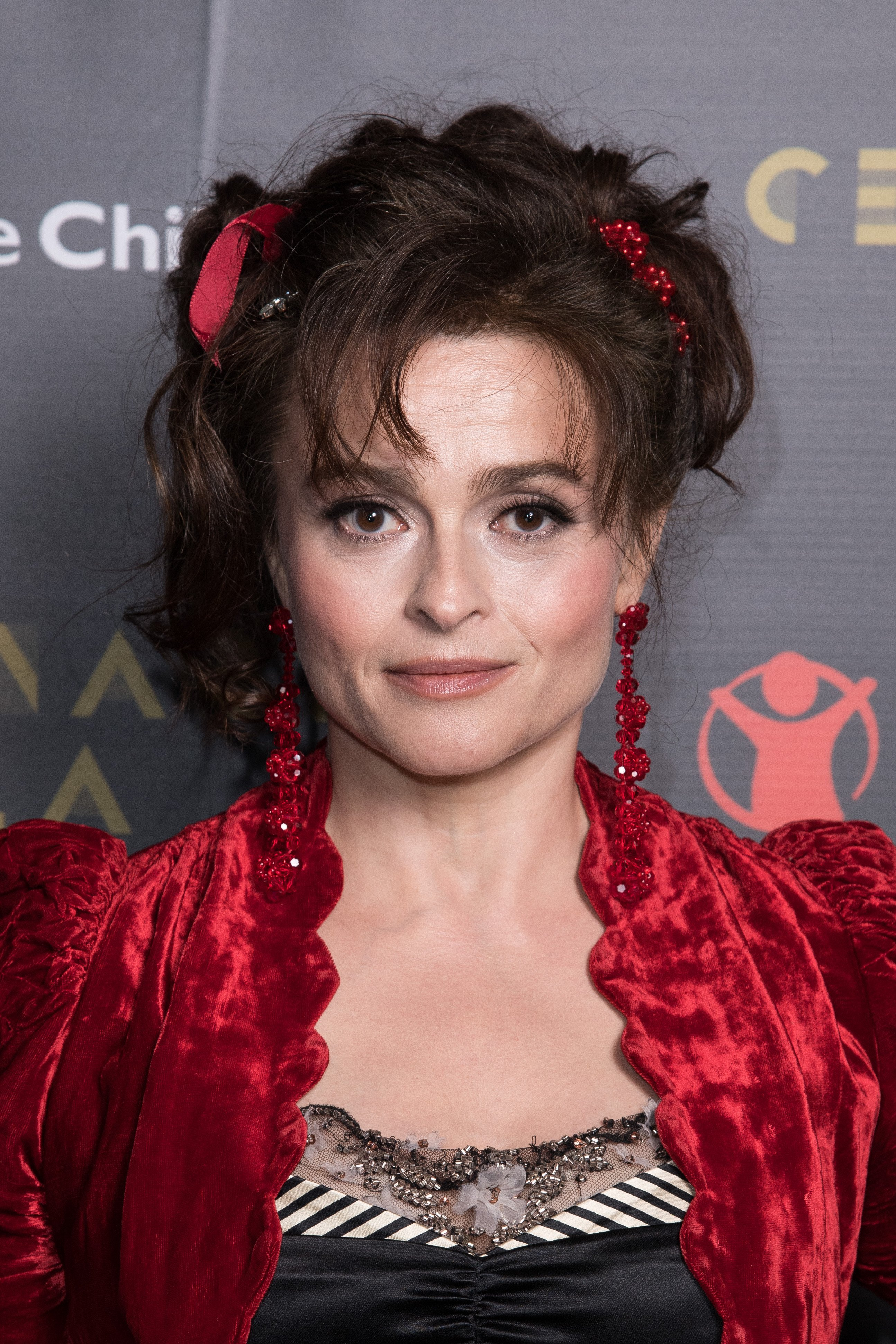 Helena Bonham Carter attends the Save the Children: Centenary Gala in London, England on May 9, 2019 | Photo: Getty Images