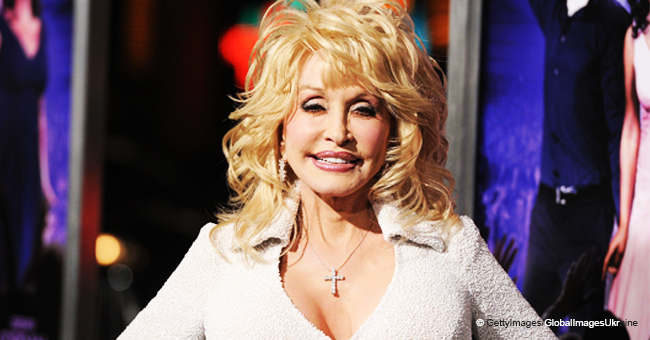 Dolly Parton Shares a Rare Throwback Photo Wishing Fans a 'Happy Easter'