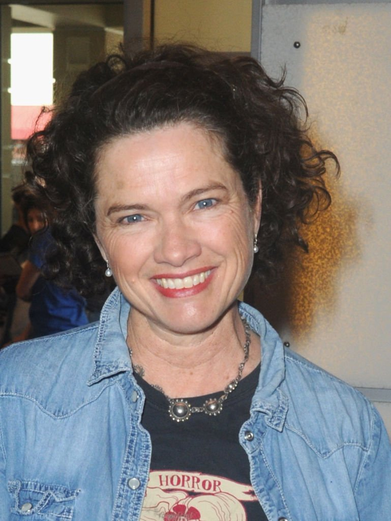 Actress Heather Langenkamp attends day 2 of the 2017 Monsterpalooza held at Pasadena Convention Center | Getty Images