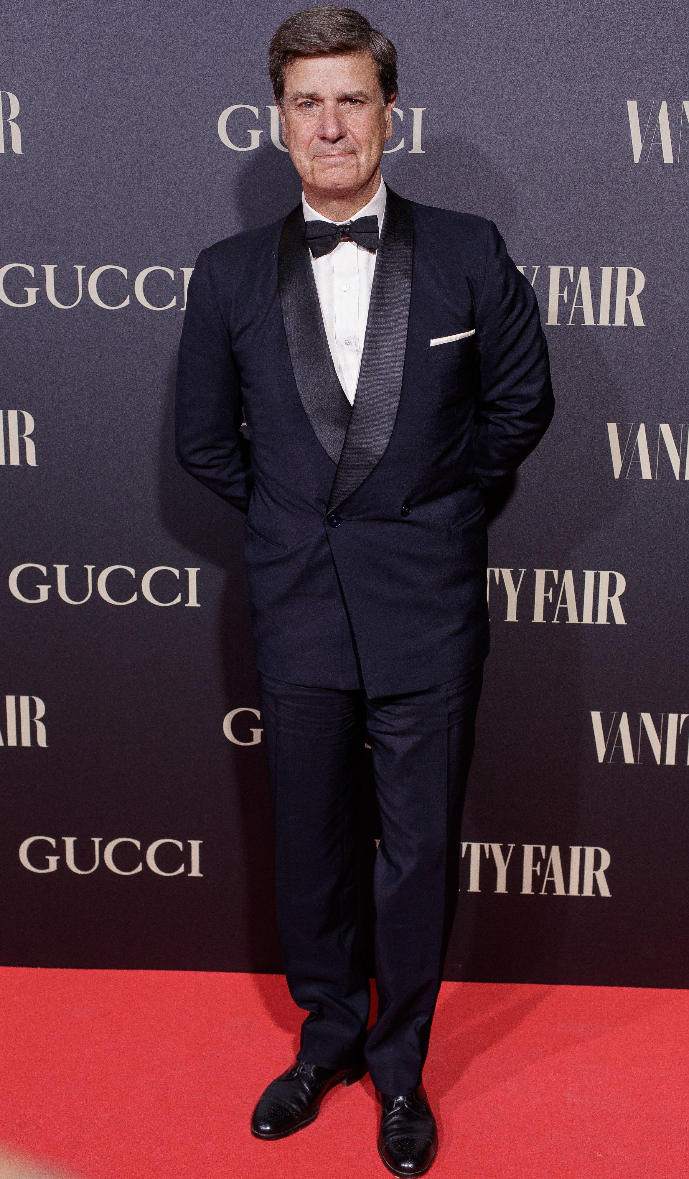 Cayetano Martínez de Irujo en la Gala de los Premios 'Vanity Fair Personaje del Año' en Madrid, España. Septiembre 2018. | Imagen: Getty Images